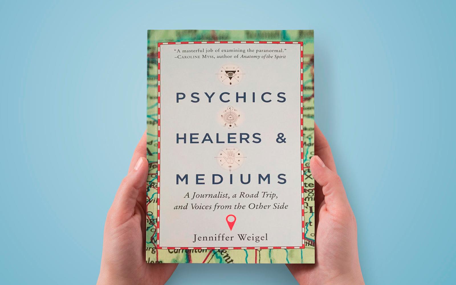 Psychics, Healers & Mediums